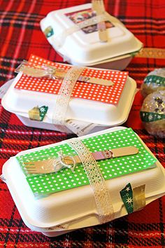 Picnic bento box idea