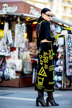 Street styles Paris fashion week men spring 2019 are so inspirational