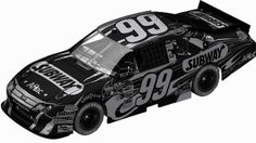 Carl Edwards Subway Stealth Series Diecast by RacingGifts. $60.00. This new Lionel Nascar Collectable is a 1:24 scale limited edition flashcoat color diecast collectible that includes over 100 working total parts. With a diecast body and chassis, this sleek replicas authenticity is evident. Key features also include: hood and trunk open, manufacturer-specific engine detail, accurate header contour and simulated exhaust openings. Each 1:24 scale diecast will also cont...