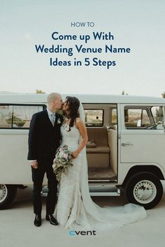 Naming your wedding venue is a key part of launching your business. Your name is who you are. It determines your branding, how you're perceived by prospective couples, and if your business is memorable or not. It also affects the kinds of couples you'll attract, and what will come to mind when they think of your venue. Here are a few tips and tricks for how to develop wedding venue name ideas that resonate — and how to choose which one is right for you. Event Planning Tips, Wedding Venues, How To Memorize Things, Product Launch, Branding, Names, Key, Couples, Wedding Dresses