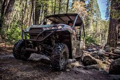 New 2016 Kawasaki Teryx® Camo ATVs For Sale in Pennsylvania.
