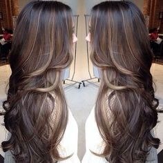 Balayage with low lights balayage: A type of hair highlighting that looks more natural. Description from pinterest.com. I searched for this on bing.com/images