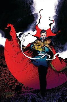 In May, Marvel Comics announced their solicitation material for their August 2015 releases. Noteworthy to fans of Japanese media, over 20 issues from the home of the Avengers and X-Men are being Marvel Comic Character, Comic Book Characters, Comic Book Heroes, Marvel Characters, Comic Books Art, Comic Art, Book Art, Marvel Doctor Strange, Dr Strange