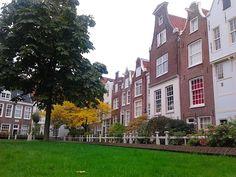 Amsterdam, Begijnhof...10/2012