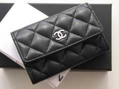 Chanel card etui