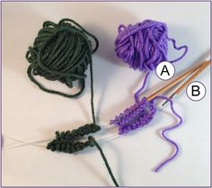 Knitting two at a time on one circular needle