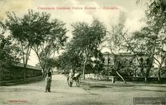 Cinnamon Gardens Police Station