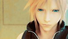 Final Fantasy VII Cloud gif.