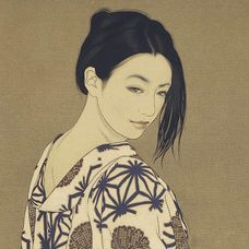 ●● Art of Ikenaga Yasunari ●● // 池永康晟「如雨露・真美」