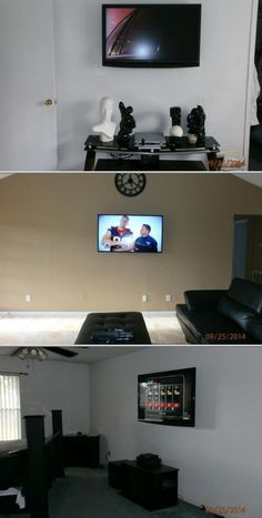 Andre Foster provides house electrical wiring and installation services for wall-mounted TVs, wall speakers, extra phones, and cameras. He also offers home remodeling services.