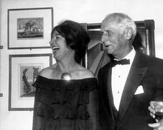 Dorothea Tanning & Max Ernst  Dorothea Tanning and Max Ernst famously fell in love when the latter visited the former's studio, initiating a game of chess and what would later become a enduring marriage that lasted until Ernst's death in 1976.