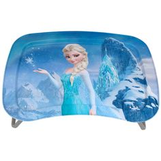 Frozen Kids TV Tray - Elsa -  900 points - This delightfully nostalgic tray is the perfect gift for the Frozen fanatic in your family.
