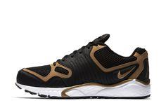 Nike to Release Air Zoom Talaria '16 in Black & Metallic Gold - EU Kicks: Sneaker Magazine