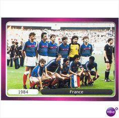 Panini EURO 2012 Album Sticker 525 ~ France 1984 Listing in the European,Football (Soccer),Sports Cards & Stickers,Sport Memorabilia & Cards Category on #eBid United Kingdom