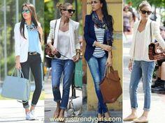 Znalezione obrazy dla zapytania smart casual style women