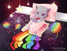 Can Cats Eat Chocolate Cats Tumblr, Animal Tumblr, Nyan Cat, Kawaii Cat, Anime Kawaii, Anime Chibi, Otaku Anime, Pokemon, Pikachu