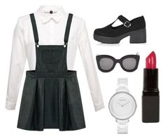 """""""Trip to the market with Daddy"""" by xxcourttneyyyyxx ❤ liked on Polyvore featuring Topshop, CÉLINE and Skagen"""