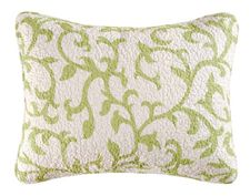 Serendipity Green Standard Pillow Sham  $29.74