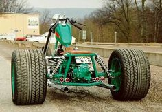 Typical Swedish Style VW Trike,,,  from Sweden  lol