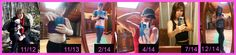 Emmie's Fitness Journey Jumping Rope 11/12 - 12/14