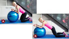 Tři cviky pro perfektně ploché bříško – Novinky.cz Pilates, Gym Equipment, Health, Sports, Body Fitness, Exercises, Diet, Pop Pilates, Hs Sports