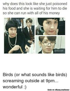 Well kookie is was nice knowing you