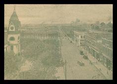 Craighead County, Arkansas 1919.. my home town main street.. still there..