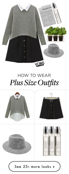 """#Yoins"" by credentovideos on Polyvore featuring Boskke and Byredo"