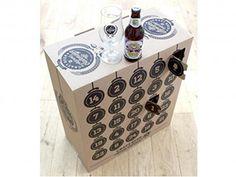 Selección de calendarios de adviento para que los amantes de las cervezas, vinos, ginebras, whisky, ron y otras bebidas espirituosas reciban la Navidad.