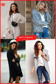 Tricotaje de care te vei indragosti! Profita de reduceri. #Tricotajededama #cardigan #pulover Ruffle Blouse, Elegant, Outfits, Tops, Women, Fashion, Tricot, Classy, Moda