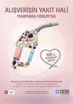 Marmara Forum Akaryakıt Kampanyası Graphic Design, Memes, Meme, Visual Communication