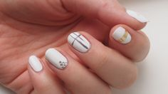White nails - Saara Sarvas