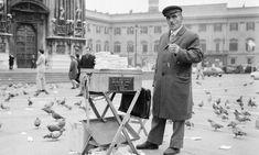 Piazza Duomo, Milano, 1960
