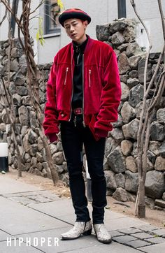 박지훈 > Street Fashion | 힙합퍼|거리의 시작 - Now, That's Street