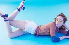 f(x)'s Krystal is 70s Funky in Teasers for '4 Walls'! | Koogle TV