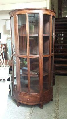 Molave Curio Cabinet