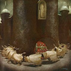 Einar Norelius' Bland Tomtar Och Troll (1934)