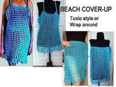 Free Pattern- Beach Cover Up