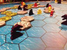 Boardgames: Survive: Escape from Atlantis!; Photographer Tara Green