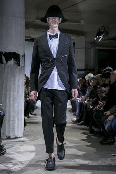 Comme des Garcons Homme Plus Menswear Fall Winter 2015 Paris