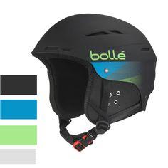 Casca de care te poti bucura pe tot parcursul sezonului rece datorita confortului si a designului placut! Casca Bolle B-fun a fost conceputa astfel incat sa fie foarte usoara si rezistenta la impact datorita constructiei compacte. Sistemul de ventilatie integrat este ideal pentru o zi prelungita pe partia de ski sau snowboard. Bicycle Helmet, Skiing, Fit, Stuff To Buy, Black, Molde, Black People, Cycling Helmet, Ski