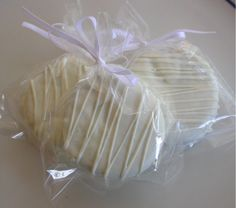 30 edible wedding favors  White on White by SimplyDivineDesserts, $37.50
