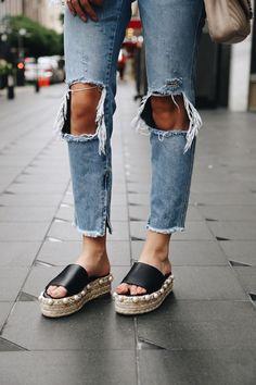 cool Модные босоножки на платформе (50 фото) — Актуальные модели