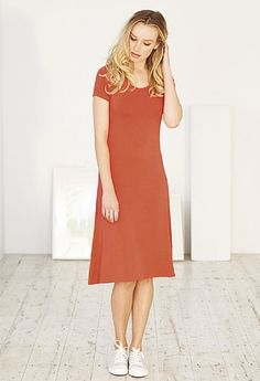 Save 50% - Was £45.00 - Now £22.50  The brand new Ovie dress is a simple yet stylish addition to your summer wardrobe.