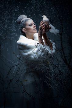 thebeautyisme: via tumbler   The Snow Queen