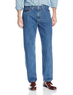 Levi's Men's 550 Relaxed-Fit Jean | Easy Buy