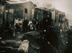 Morro da providência 1920
