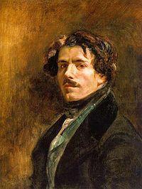 DELACROIX Eugene Ferdinand Victor  - French (Saint-Maurice-en-Chalencon 1798 - 1863 Parijs)