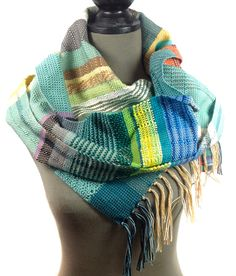Extraordinary handwoven by pidgepidge Cozy Scarf, Acrylic Wool, Color Stories, Hand Spinning, Modern Luxury, Wearable Art, A Table, Hand Weaving, Lemon