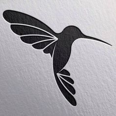 Branding design do matter a lot. Awesome, remarkable, admiring and creative branding design ideas are what make your mind to be opened up. Bird Graphic, Graphic Design, Bird Logos, Pencil Art Drawings, Silhouette Art, Logo Design Inspiration, Design Ideas, Hummingbird, Painted Rocks